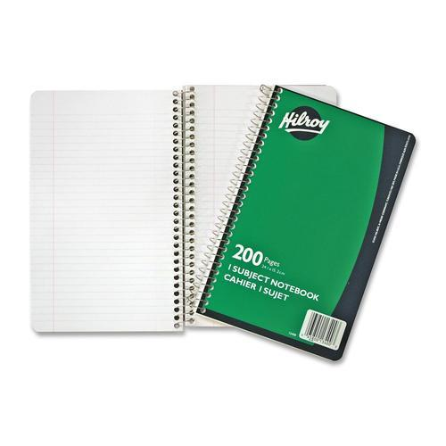 Coil Notebook 9x6""