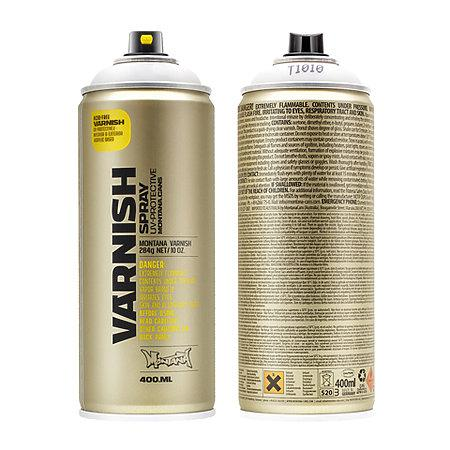 Montana Tech Spray Varnishes