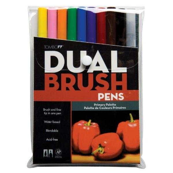 Dual Brush Pen Sets