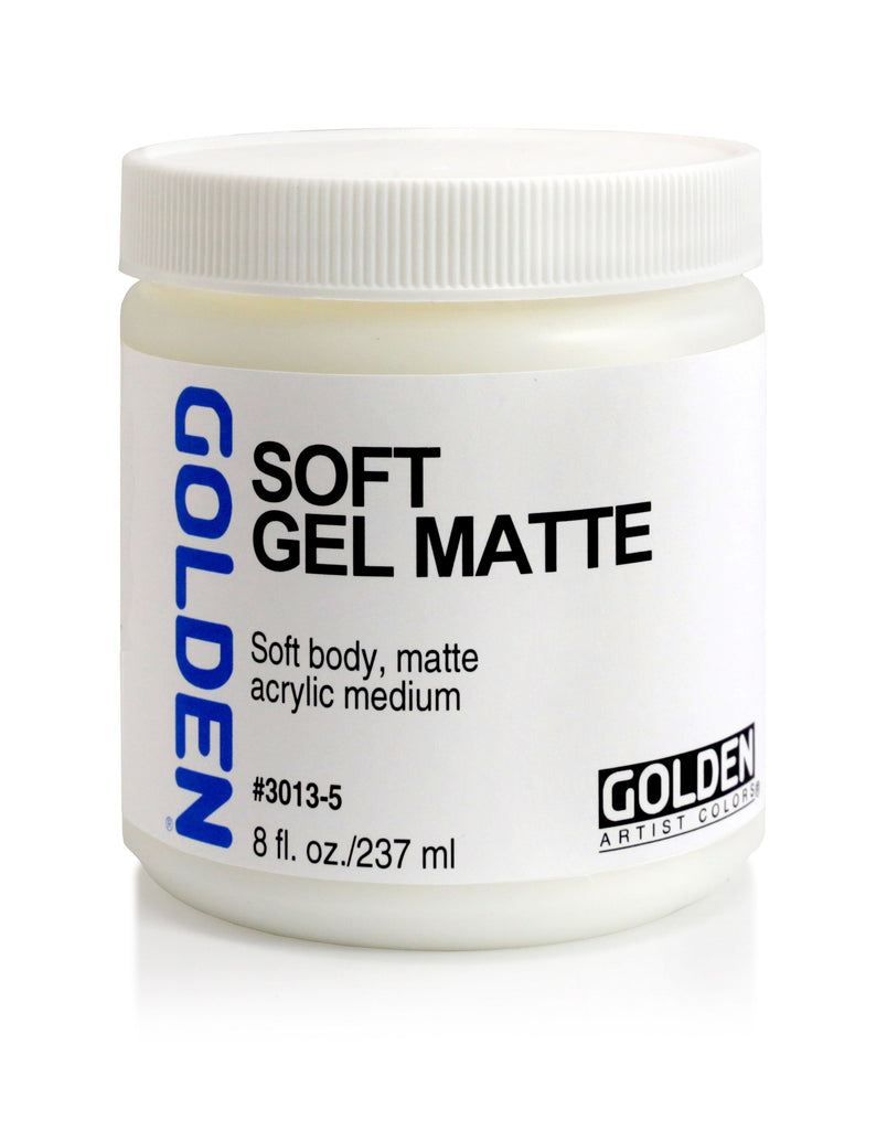 Golden Soft Gels