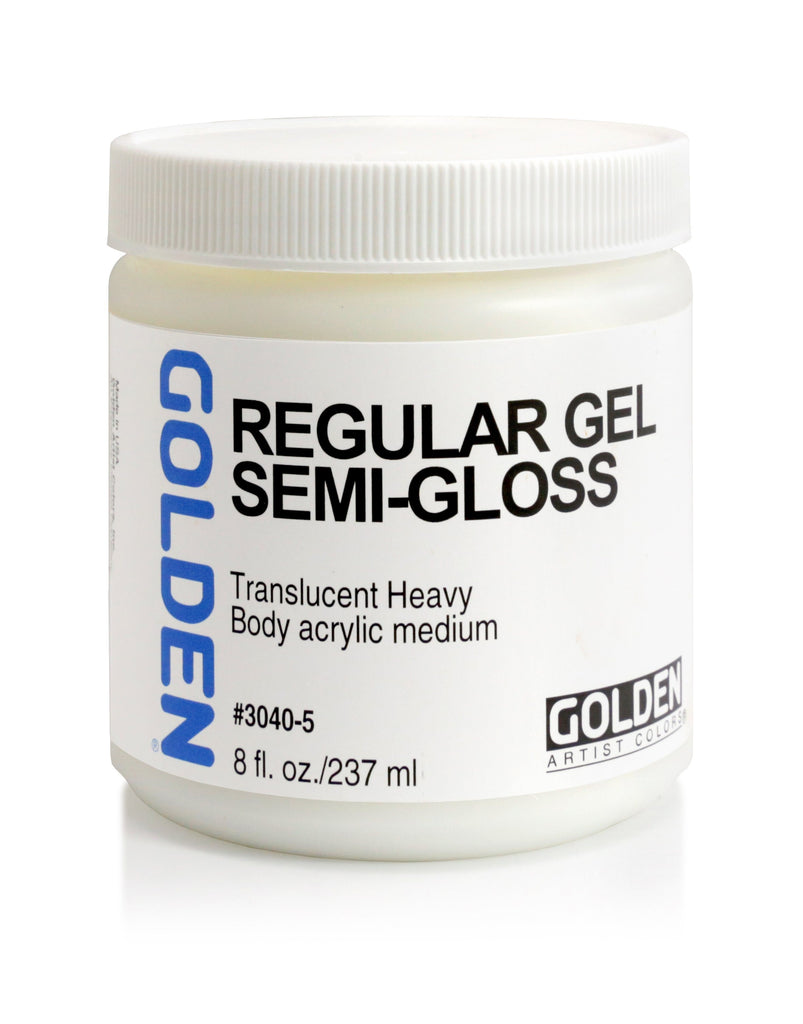 Golden Regular Gel