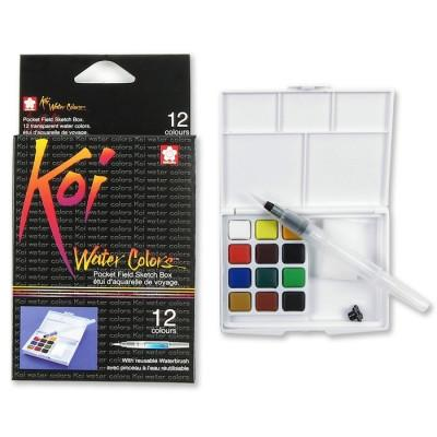Sakura Koi Watercolour Sets