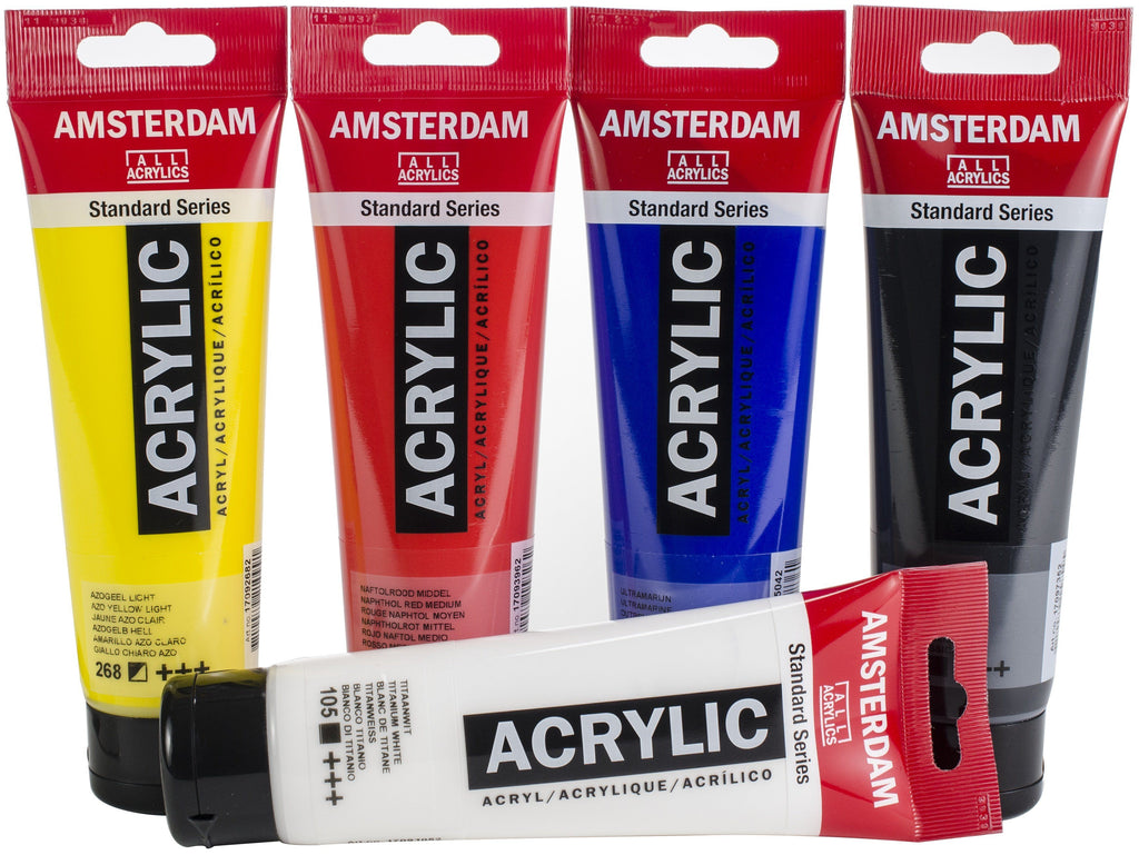 Amsterdam Acrylics 120ml Sets