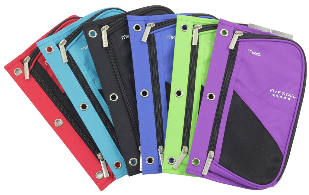 Xpanz Binder Pencil Pouches