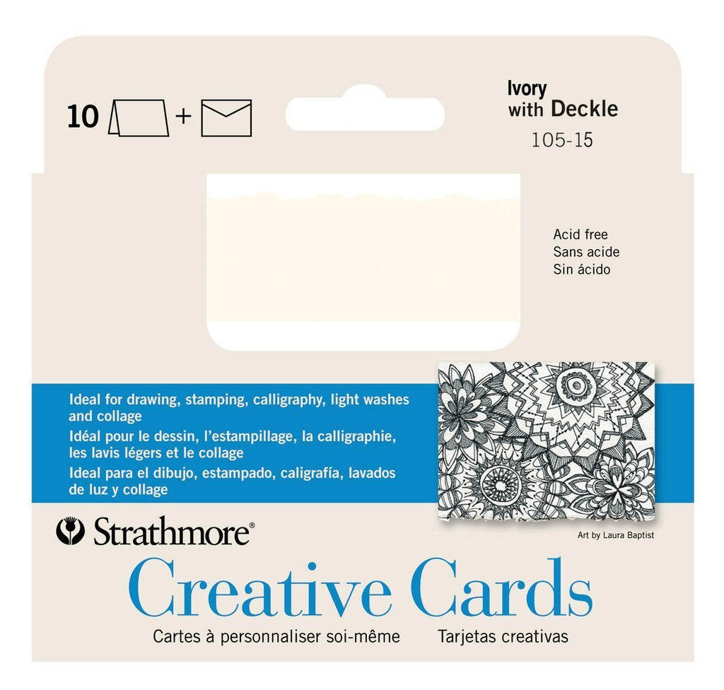 Strathmore Creative Cards