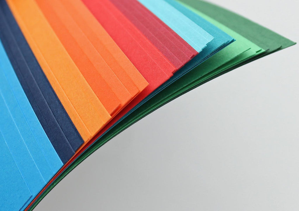 "8.5x11"" Assorted Colour Paper Packs"