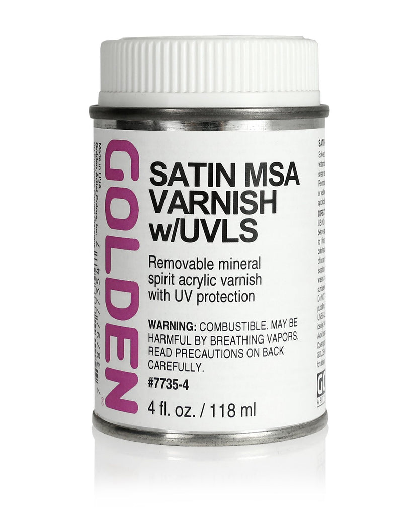MSA Varnish