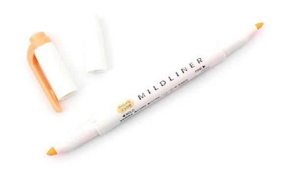 Mildliner Highlighters - Singles