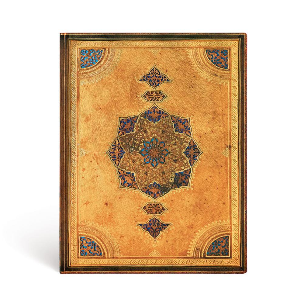"Safavid 7x9"" Blank Flexi Journal"