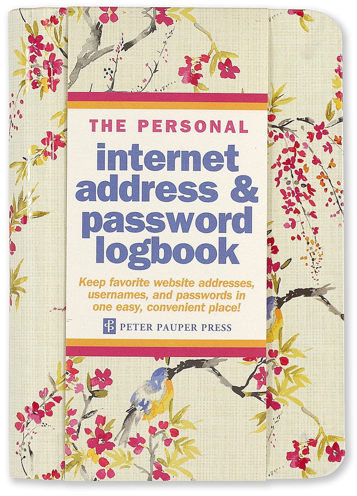 Internet Logbooks - Decorative Cover