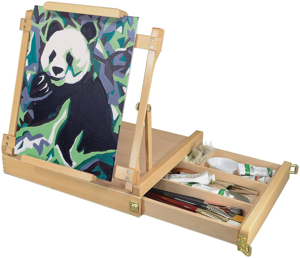 Sketch Box Table-Top Easel