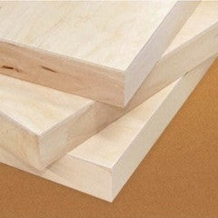 Gallery Profile Cradled Birch Boards