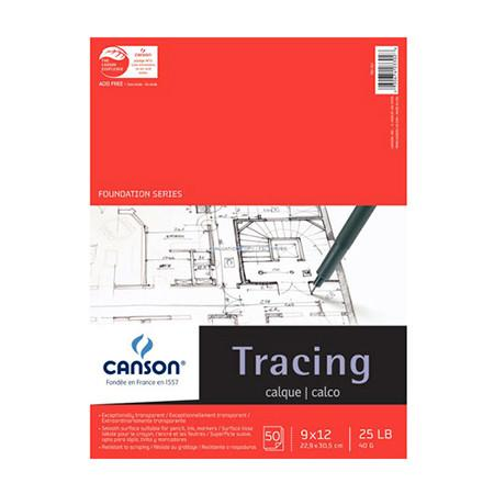 Canson Tracing Paper Pads