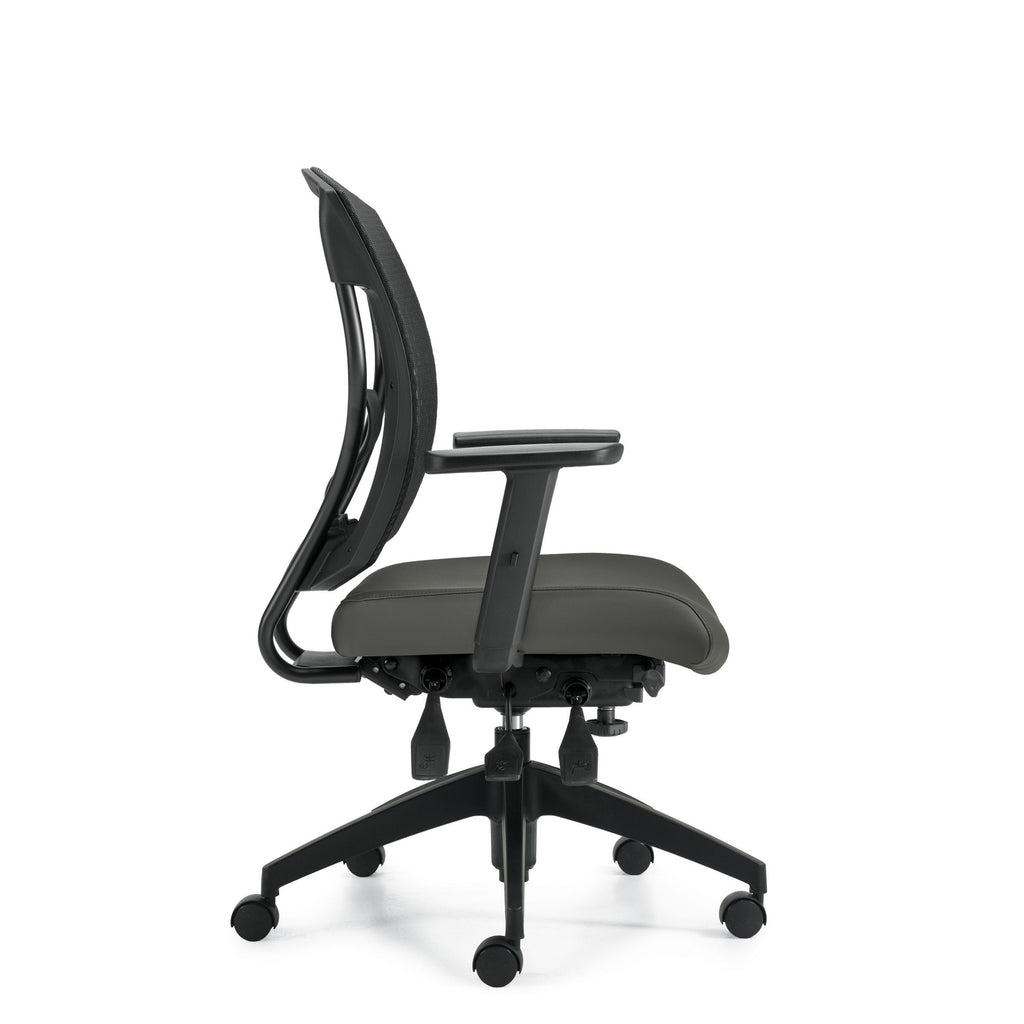 Ibex Mesh Back Multi-tilter chair