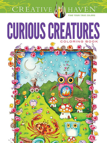 Creative Haven Curious Creatures