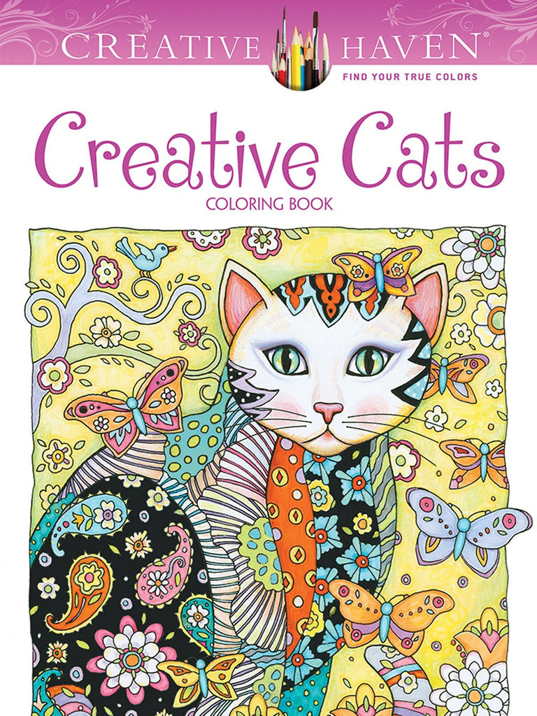 Creative Haven Creative Cats
