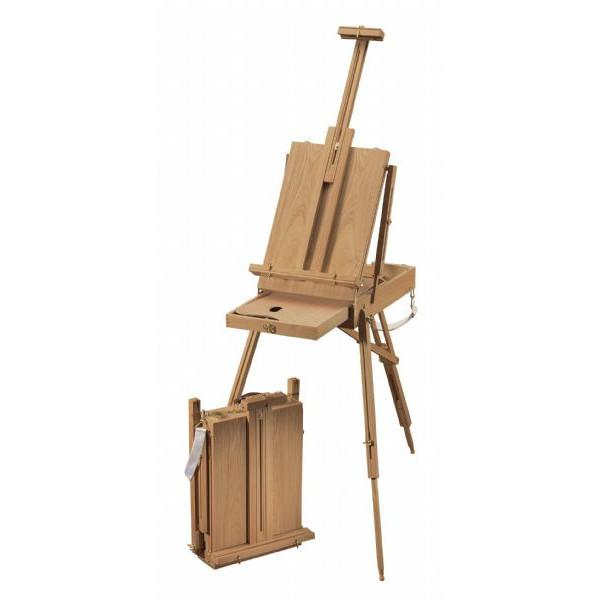 French/Italian Style Sketch Box Easel