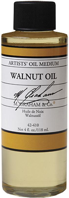 M. Graham Walnut Oil Mediums