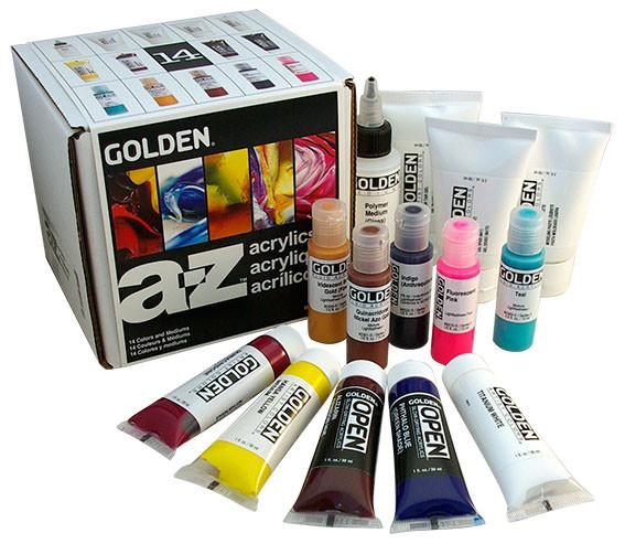 Golden A-Z Sets