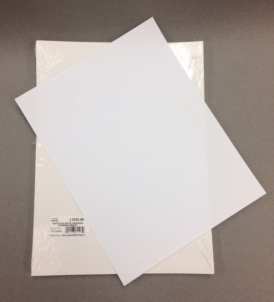 Cartridge Paper Packs
