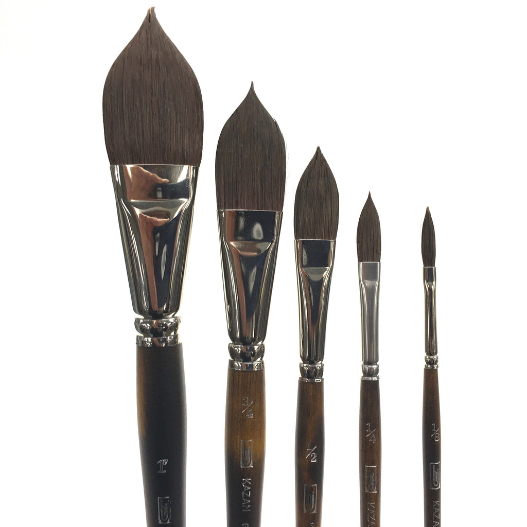 Kazan Gold Brushes