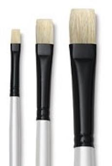 Simply Simmons Bristle Brushes