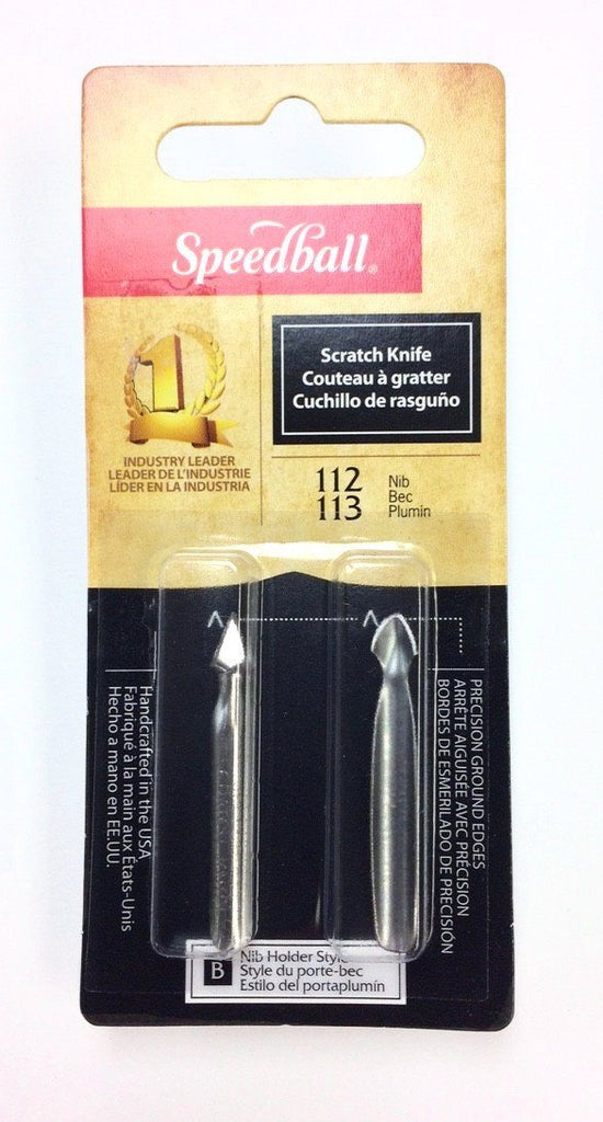 Speedball Nibs