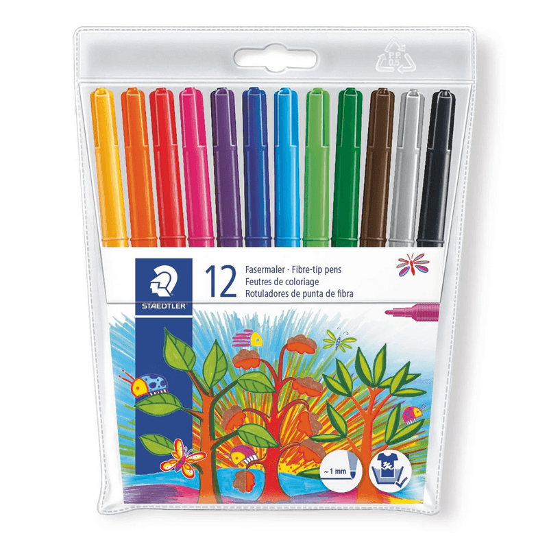 Noris Club Fibre-Tip Pens