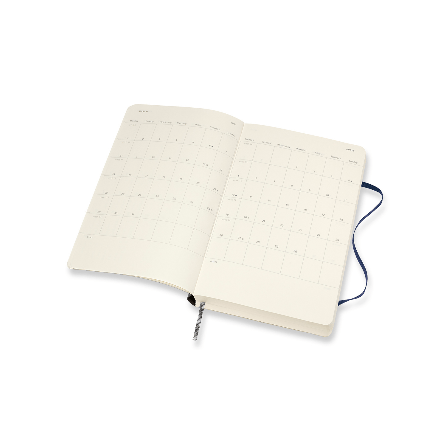Moleskine 18-Month Daily Planner
