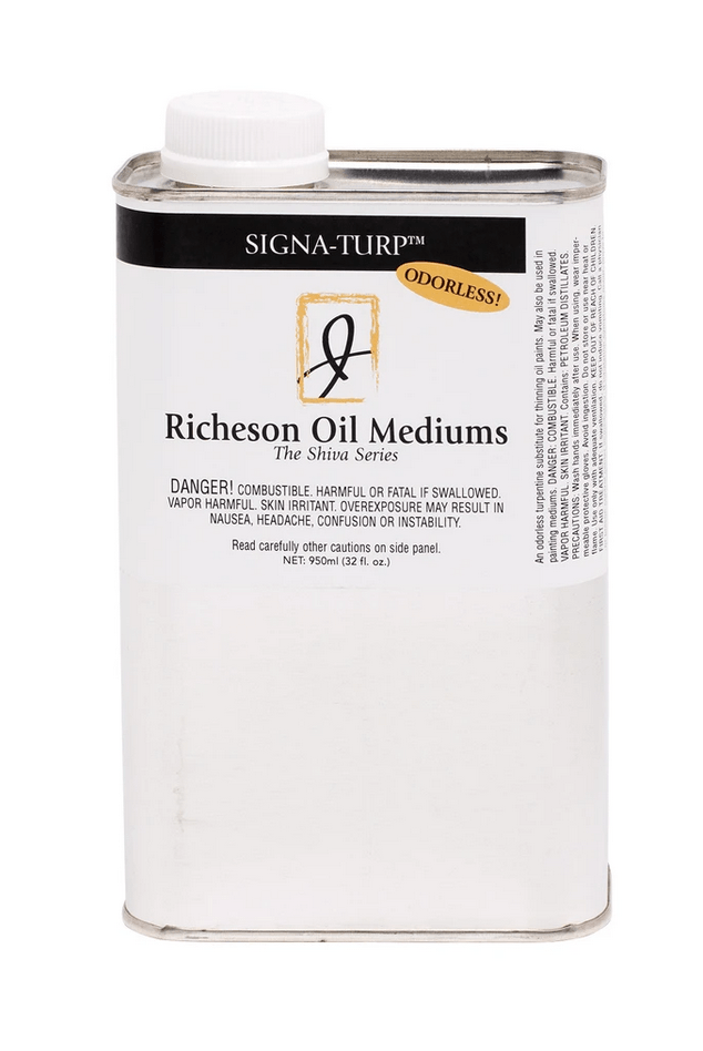 Signa-Turp Odorless Thinner & Medium