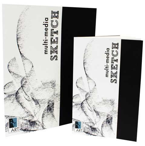 Multi-Media Sketch Books