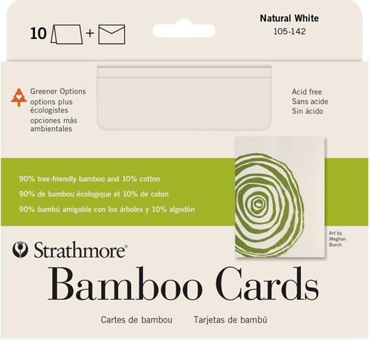 Strathmore Greener Options Cards