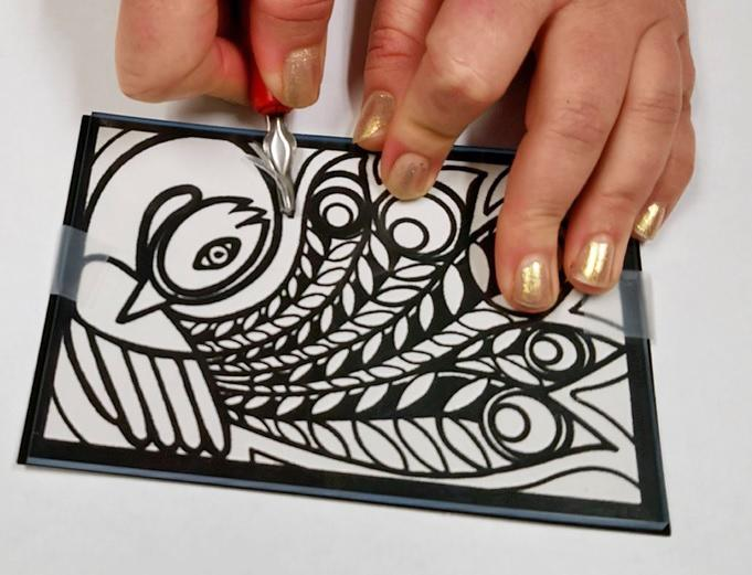 Clear Carve Lino Blocks
