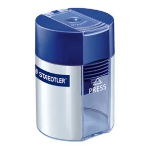 Pencil Sharpener 2 hole with Container