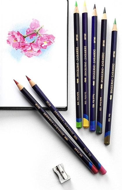 Derwent Inktense Pencils - Single