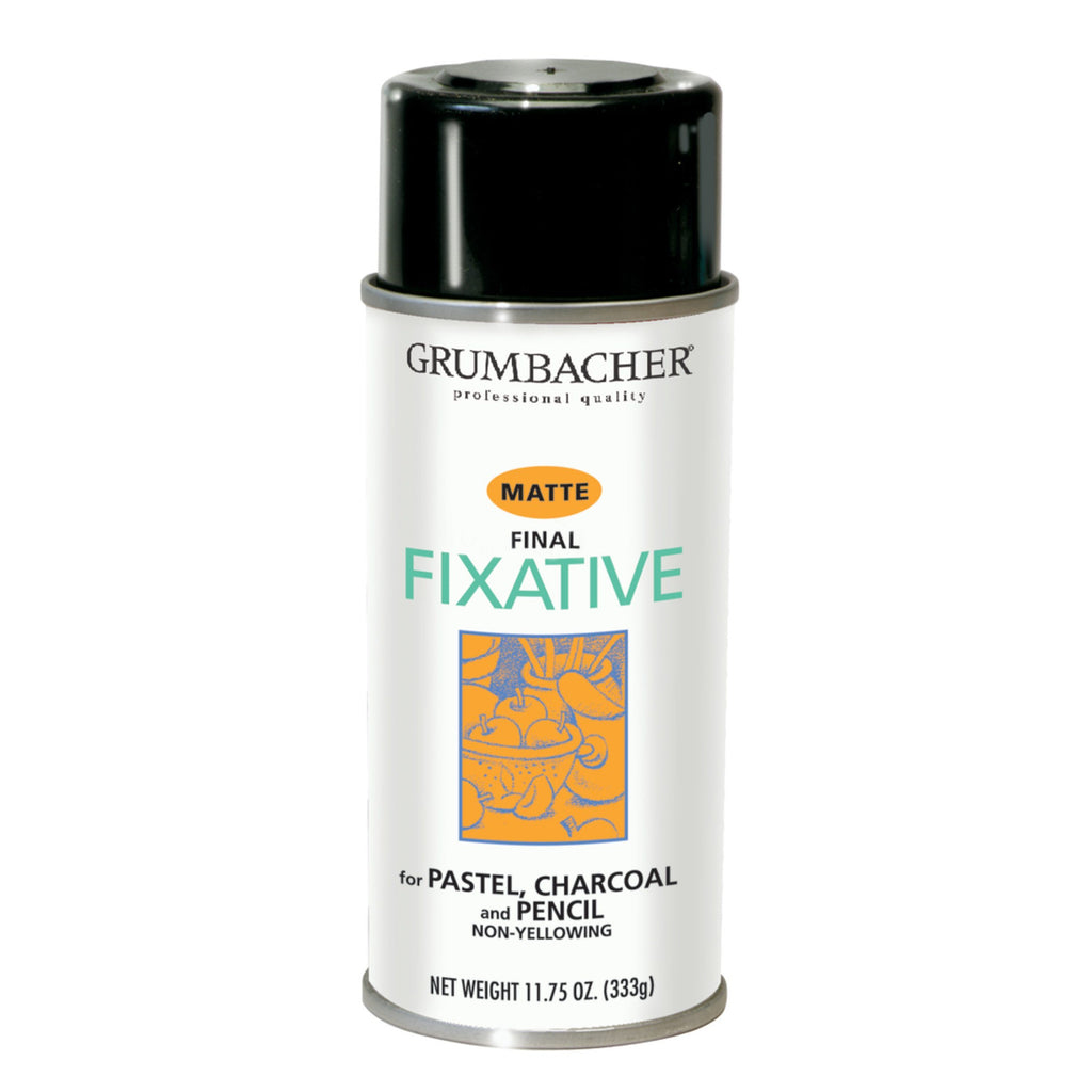 Grumbacher Final FIxative 11.75oz
