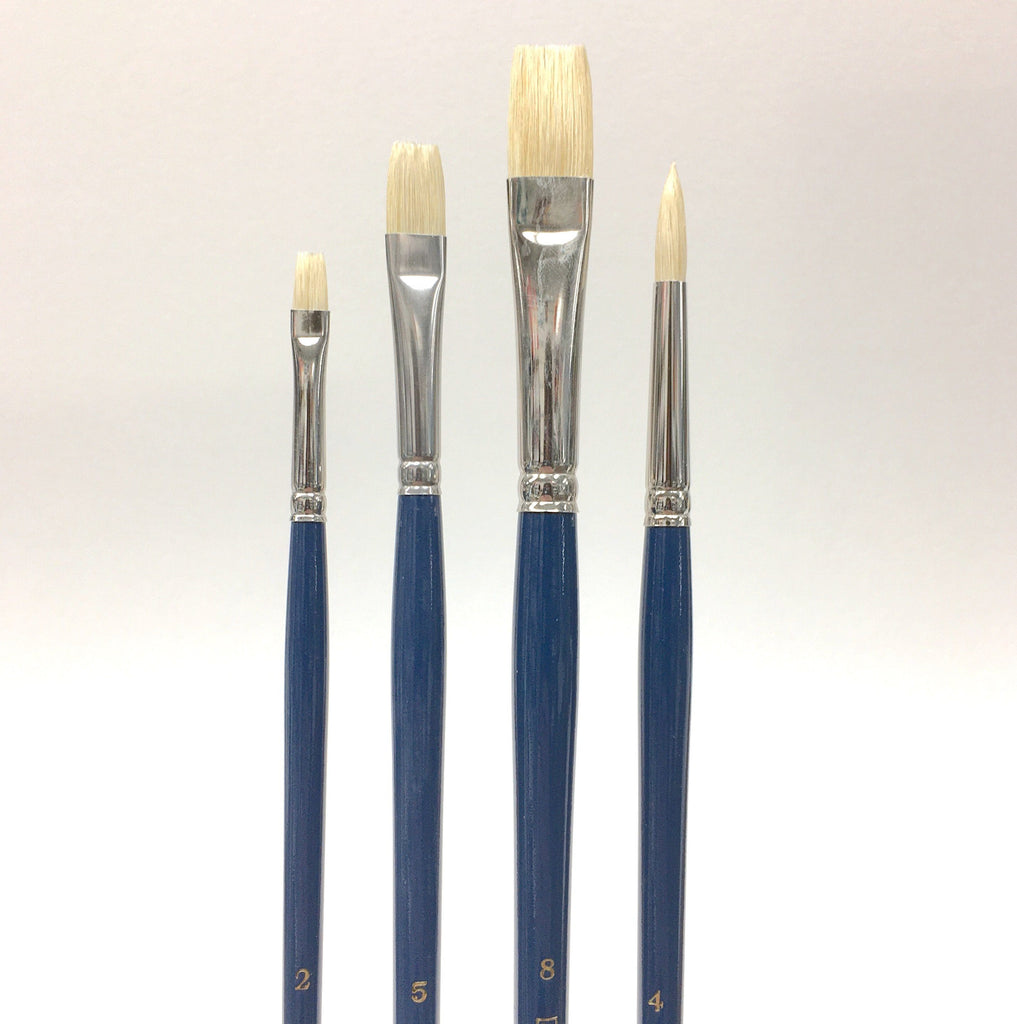 Fine Bristle Brush Sets