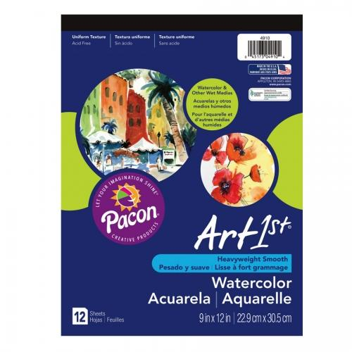 Watercolour Paper Packs
