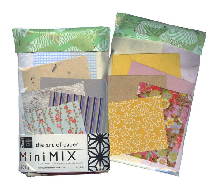 Mega & Mini Mix Assorted Paper Packs