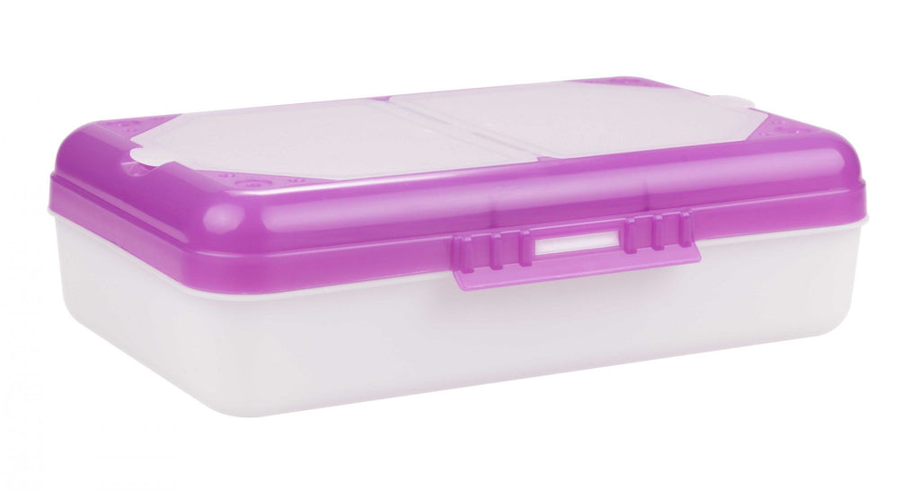Pencil Box with Organizer