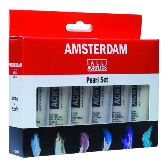Amsterdam Acrylics 20ml Sets