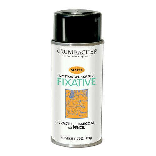 Grumbacher Workable FIxative 11.75oz
