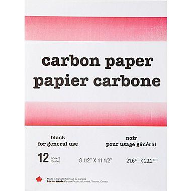 Carbon Paper 12-Pack