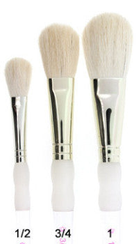Soft Grip Goat Mop Brushes