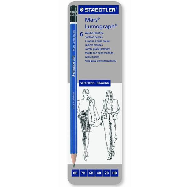 Staedtler Lumograph Pencils - SETS