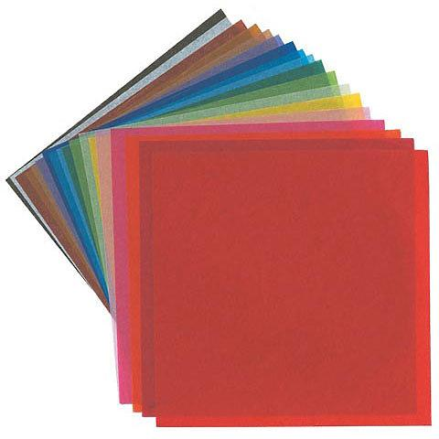 Assorted 6'' Origami Paper
