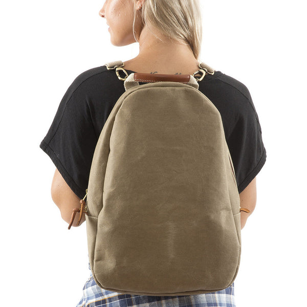 Uashmama Backpack Olive