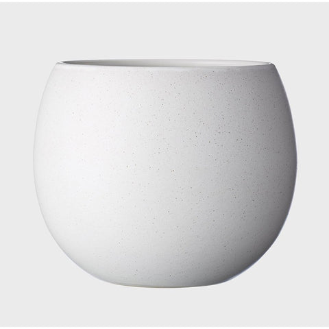 Bower Pot  Soft White