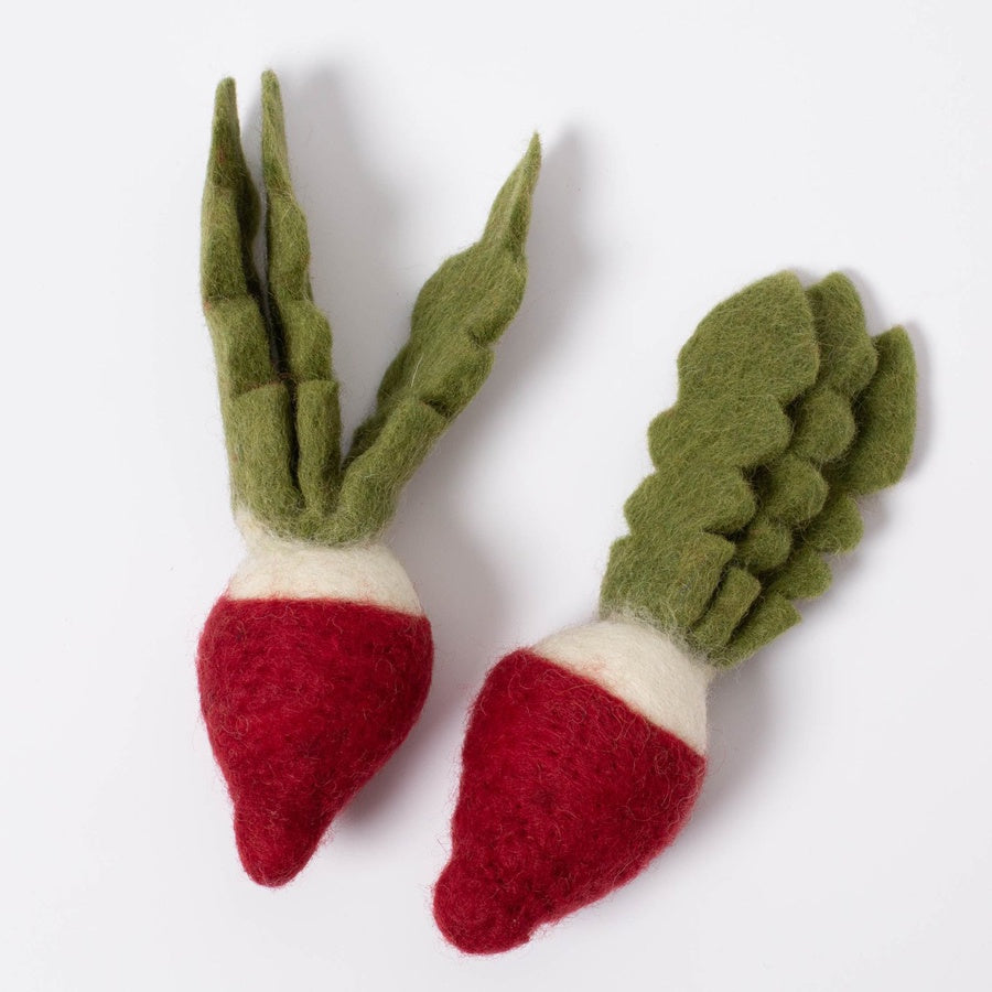 Papoose Toys Felt Vegetable