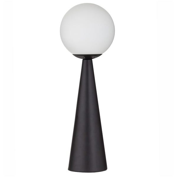 Orion Table Lamp 15cm x 45cm Black